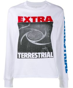 Ashley Williams | Extra Terrestrial Sweatshirt Large Cotton