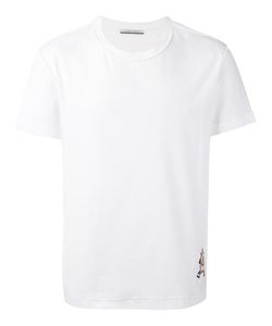 Andrea Pompilio | Embroidered Cartoon T-Shirt 48 Cotton
