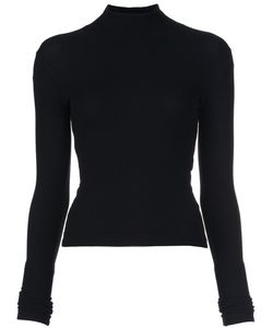 Getting Back To Square One   High Neck Top Large