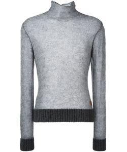 Al Duca D'Aosta | 1902 Roll Neck Sweater Small