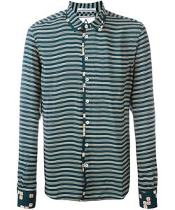 Andrea Pompilio | Striped Shirt 48 Viscose