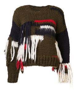 Christopher Raeburn | X The Woolmark Company Hand Sweater Xs/S