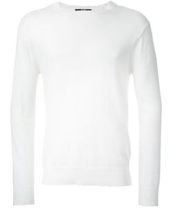 Hl Heddie Lovu | Damaged Knit Medium Cotton/Rayon/Wool/Nylon