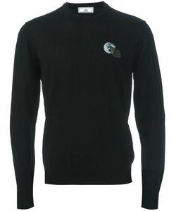 AMI Alexandre Mattiussi | Chest Patch Sweater Xxl Wool