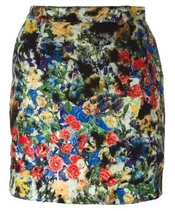 Roseanna | Print Skirt 38 Cotton/Polyamide/Polyester/Virgin Wool