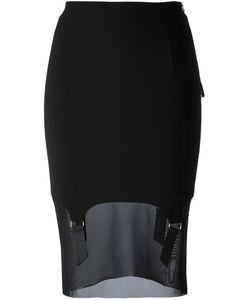Murmur | Profane Skirt 36 Polyester/Spandex/Elastane