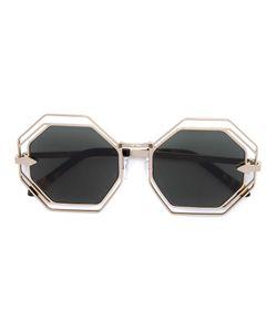 Karen Walker Eyewear | Emmanuel Sunglasses Metal