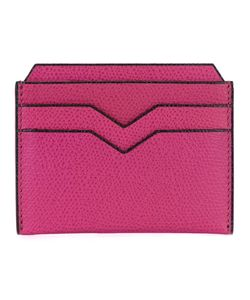 Valextra | Flat Cardholder Leather
