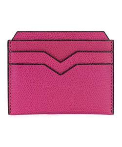 Valextra | Flat Cardholder Leather