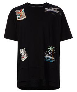 Mihara Yasuhiro | Embroidered T-Shirt