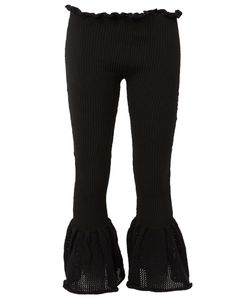Helen Lawrence | Knitted Flared Trousers