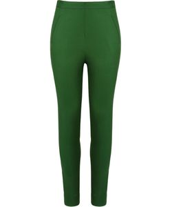 Andrea Marques | Mid Rise Skinny Trousers