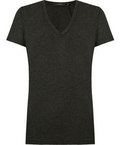 Andrea Marques | Deep V Neck T-Shirt