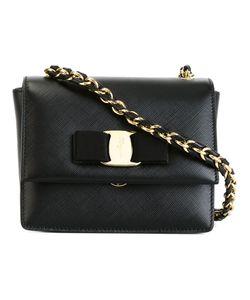 Salvatore Ferragamo | Mini Vara Crossbody Bag Calf Leather/Metal Other