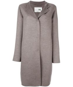 Manzoni 24 | Single Breasted Coat Large Wool/Cashmere