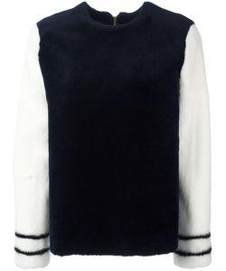 Inès & Maréchal | Fur Jacket Acetate/Cupro/Mink Fur/Lamb