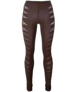 Rick Owens Lilies | Sheer Detail Leggings