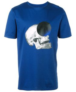 Cy Choi   Skull Print T-Shirt Medium Cotton