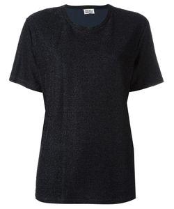 Arthur Arbesser | Round Neck T-Shirt 42 Polyamide/Viscose