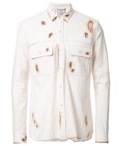 Mihara Yasuhiro | Miharayasuhiro Burnt Effect Shirt 50 Cotton