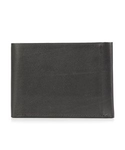 Isaac Reina | Foldover Wallet Adult Unisex Calf Leather