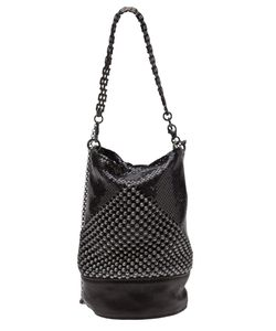 Laura B | Chain Mesh Bag