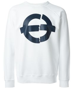 Roundel London | Ripped Roundel Sweatshirt