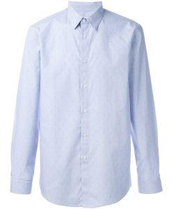 Jil Sander   Embroidered Pinstripe Shirt