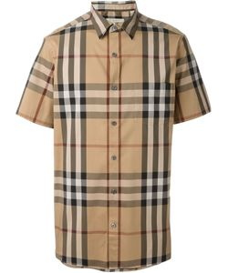 Burberry Brit | Shortsleeved Checked Shirt