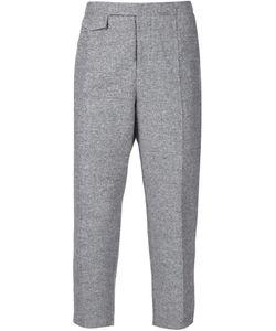Orley   Pin Tuck Melange Pants