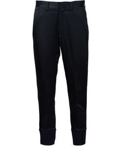 Comme Des Garçons Noir Kei Ninomiya | Cropped Trousers