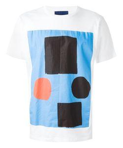 Études Studio | Geometric Shapes Print T-Shirt
