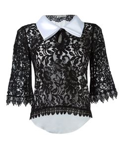 Martha Medeiros | Lace Blouse