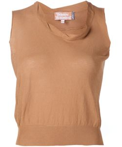 Vivienne Westwood Gold Label | Cropped Knit Tank Top