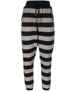 Unconditional | Striped Harem Trousers Women L