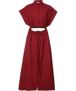 Rosie Assoulin | A-Line Drawstring Dress