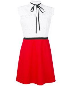 Vivetta   Crochet Mini Dress 44