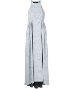 Hellessy | Jacquard Halter Dress