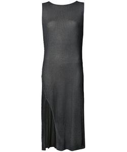 Avant Toi | Ribbed Midi Dress Size Small
