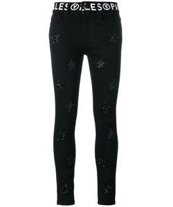 Filles A Papa | Cameron Embellished Slim Jeans