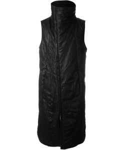 Incarnation | Sleeveless Zipped Coat Xl