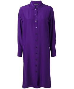 Alberta Ferretti   Midi Shirt Dress