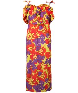 Rosie Assoulin | Print Dress Size 4