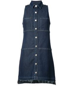 7 For All Mankind | Sleeveless Denim Dress