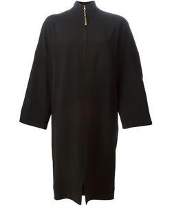 Gianfranco Ferre Vintage | Oversized Front Zip Dress