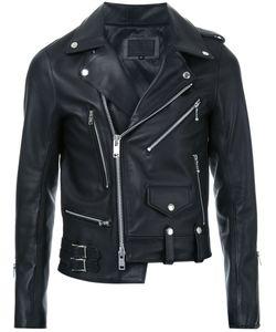 99 Is | 99 Is Asymmetric Biker Jacket