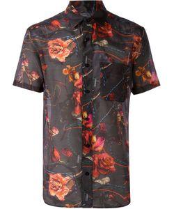 Yoshio Kubo | Print Shortsleeved Shirt