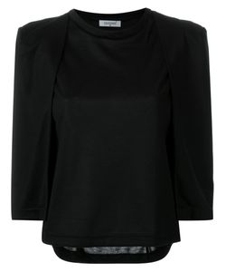 Fad Three | Panelled Cape Top