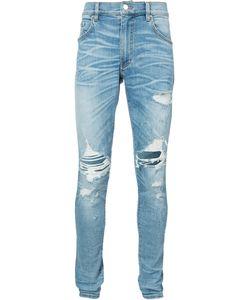 Amiri | Distressed Regular-Fit Jeans Size