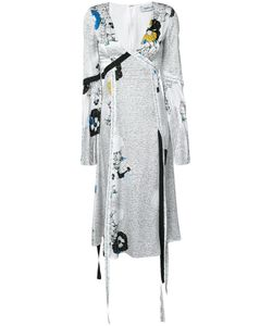 Prabal Gurung | Scripted Print Dress Size 4